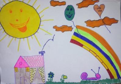Dečiji Crtež Pitajte Defektologa