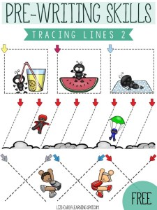 tracing-lines-pre-writing-skills