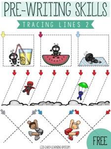 tracing-lines-pre-writing-skills