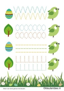 grafomotorika - proleće (9)